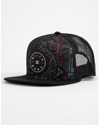 Billabong - Rotor Mens Trucker Hat - Lyst