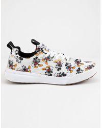 Vans - Disney X Mickey Ultrarange Rapidweld Shoes - Lyst