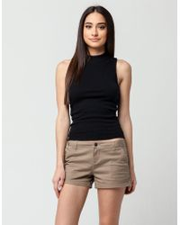 Volcom | Frochickie Womens Shorts | Lyst