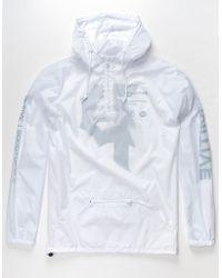 554d58e82d905 Primitive Condensed Coach Jacket in Black for Men - Lyst