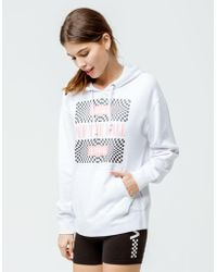 f2f94e3a4c3baf Vans - Another Dimensions Womens Hoodie - Lyst