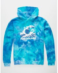 Pink Dolphin - Cold Port Mens Hoodie - Lyst
