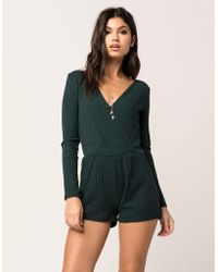 O'neill Sportswear - Sabina Womens Romper - Lyst