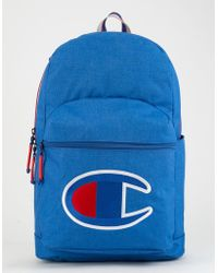 Champion - Supercize Blue Backpack - Lyst