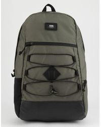 Lyst - Vans Old Skool Plus Backpack in Brown for Men 1b1745ee12