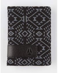 Nixon - Showup Card Wallet - Lyst