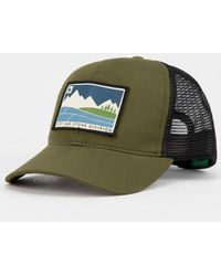 Lyst - United By Blue Fieldstream Trucker Hat in Blue for Men fe6839a03722