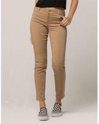 Celebrity Pink - Jayden Womens Skinny Jeans - Lyst