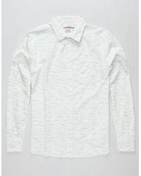 Nixon - Marquez Mens Shirt - Lyst