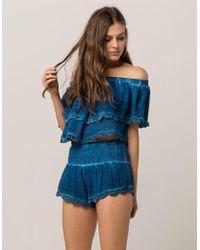 Rip Curl - Dream Beam Womens Shorts - Lyst