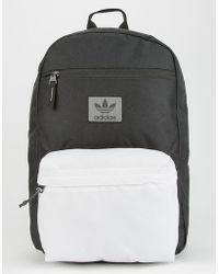 Lyst - adidas Originals Camo Print Backpack - Online Exclusive for Men f3126bb1e82be