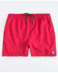 Reef - Volley Mens Boardshorts - Lyst
