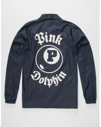 Pink Dolphin - 8 Ball Mens Coach Jacket - Lyst