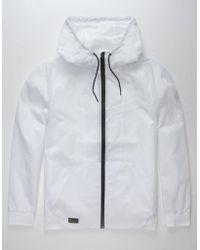 Imperial Motion - Welder Reflective Mens Windbreaker Jacket - Lyst
