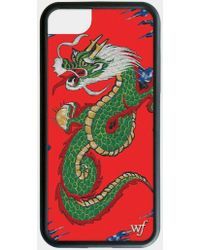 Wildflower - Red Dragon Iphone Xr Case - Lyst