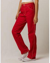 Dickies - Red Carpenter Pants - Lyst