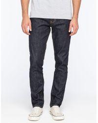 RVCA - Daggers Mens Slim Jeans - Lyst