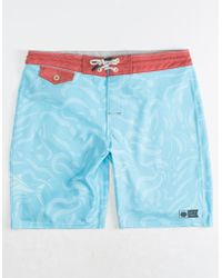 Salty Crew - In The Kelp Mens Boardshorts - Lyst