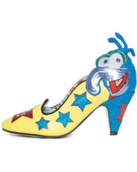 Irregular Choice | The Muppets X The Great Gonzo Heel | Lyst