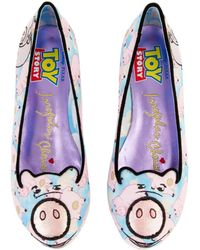 Irregular Choice - Toy Story X Put A Cork In It Flats - Lyst