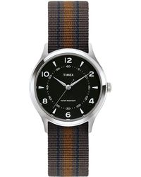 89a853bd4 Timex - Watch Unisex Whitney Village 36mm Reversible Grosgrain Strap N/a -  Lyst