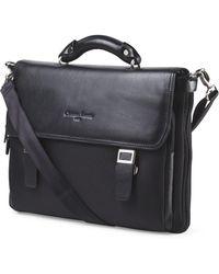 Tj Maxx - Leather Aficionado Briefcase - Lyst