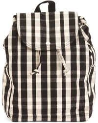 Tj Maxx - Drawstring Canvas Backpack - Lyst