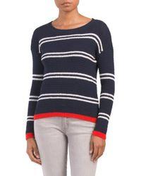 Tj Maxx | Striped Pullover Sweater | Lyst