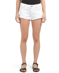 Tj Maxx - Renee Cut Off Shorts - Lyst