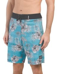 Tj Maxx - Surf Swell Board Shorts - Lyst