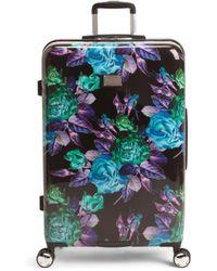 Tj Maxx - 29in Rosette Floral Hardside Spinner - Lyst