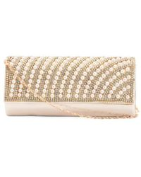Tj Maxx | Pearl And Rhinestone Clutch | Lyst