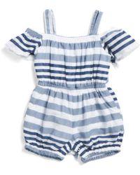 Tj Maxx - Infant Girls Stripe Romper - Lyst