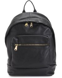 Tj Maxx - Park Slope Large Leather Backpack - Lyst