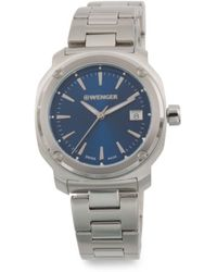 Tj Maxx - Men's Swiss Made Edge Bracelet Watch - Lyst