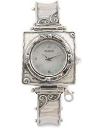 Tj Maxx   Women's Made In Israel Sterling Silver Watch   Lyst