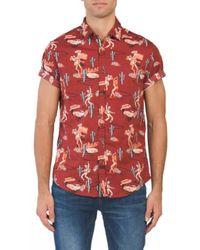 Tj Maxx - Cactus Print Shirt - Lyst