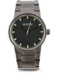 Tj Maxx - Men's Gunmetal Bracelet Watch - Lyst