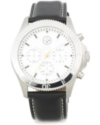 Tj Maxx - Men's Pittsburg Steelers Chronograph Watch - Lyst