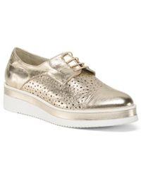 Tj Maxx - Made In Italy Leather Oxfords - Lyst