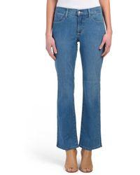 Tj Maxx - Made In Usa Petite Billie Mini Bootcut Jeans - Lyst
