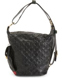 Tj Maxx - Made In Italy Leather Sling Backpack - Lyst