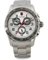 Tj Maxx - Men's Swiss Made Chronograph Classic Xls Bracelet Watch - Lyst