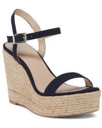 Tj Maxx | Ankle Strap Espadrille Wedge Sandals | Lyst