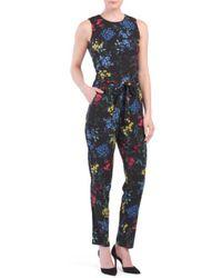 Tj Maxx - Floral Jumpsuit - Lyst