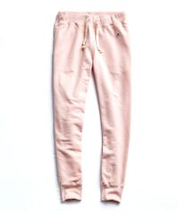 Todd Snyder - Slim Jogger Sweatpant In Peony - Lyst