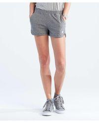 Todd Snyder - Women's Athletic Short In Navy Heather - Lyst