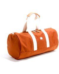 Billykirk - 's No. 342 Sport Duffel Bag In Burnt Orange - Lyst