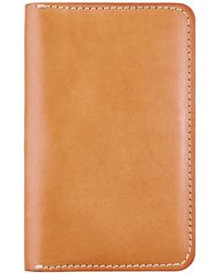 Red Wing - Red Wing Leather Passport Wallet In London Tan - Lyst