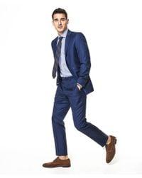 Todd Snyder - Sutton Suit Jacket In Italian Blue Wool Twill - Lyst